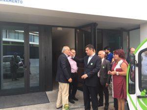 Prof. Caldeira Cabral visitou a Santa Casa da Misericórdia de Vila Verde - Semanario V